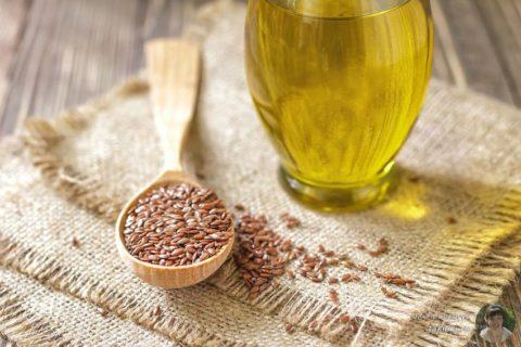 Растительное масло способствует более эффективному очищению кишечника.