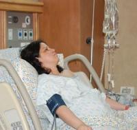 Беременная в больнице