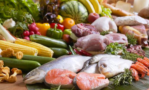 Сбалансированное питание поможет устранить симптомы токсикоза.