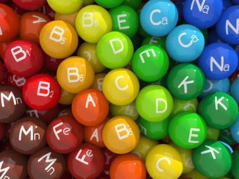 Насыщение организма витаминами