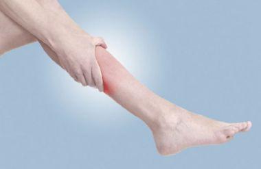 миозит мышц ног
