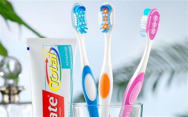 зубная щетка колгейт