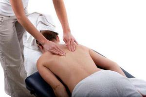 массаж при спондилите
