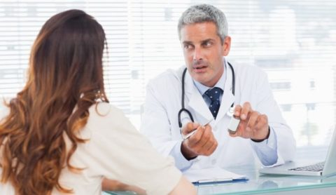 Перед началом процедуры пройдите полное обследование