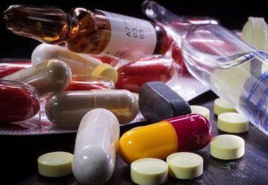 Различные формы препаратов