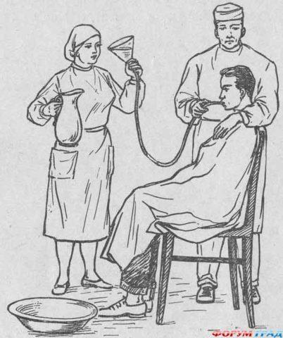 Промывание желудка – лучший метод удаления не успевшего всосаться токсиканта