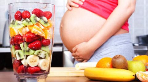 Здоровое питание – залог успешной борьбы с токсикозом.