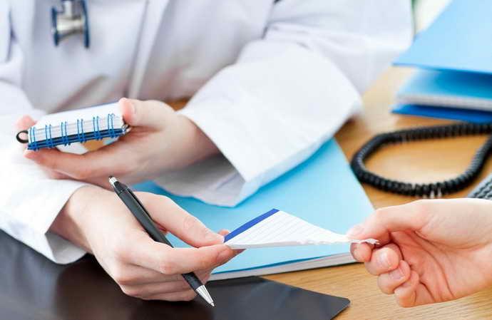 Лечение язвенного гингвита