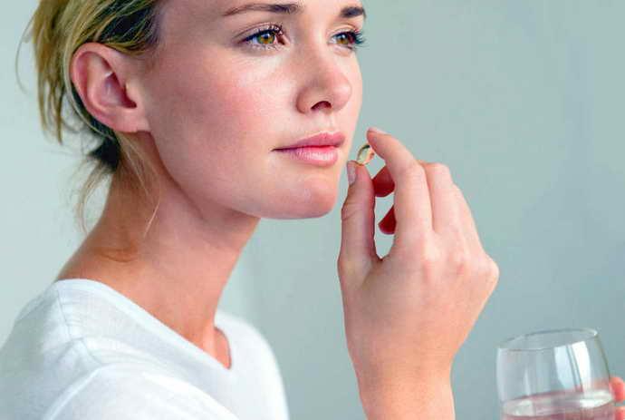 прием витаминов как причина запаха аммиака изо рта