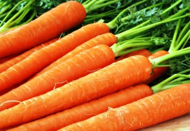 Много моркови