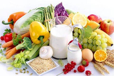 Легкое витаминизированное питание