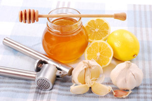 мед и чеснок от артроза