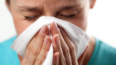Возможно аллергия – следствие зашлакованности организма
