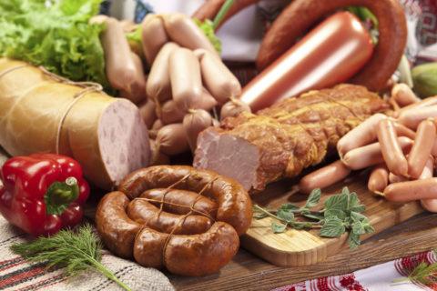 Колбасу едят практически во всем мире