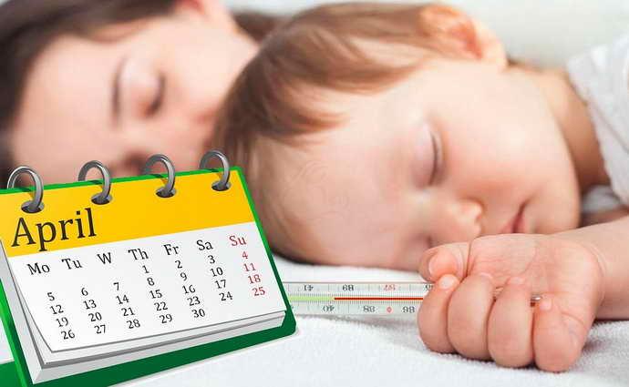 Долго ли будет держаться температура при стоматите у ребенка
