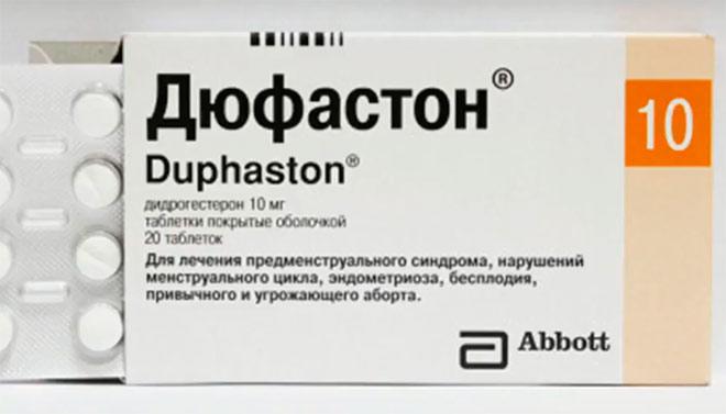 Дюфастон в лечении эндометриоза