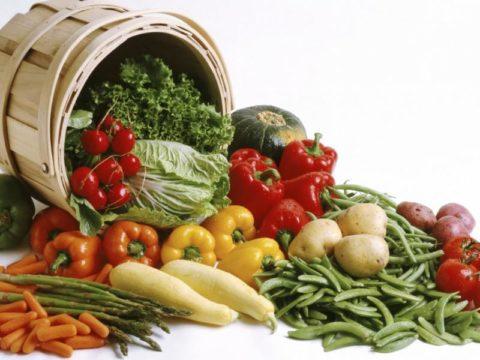 В приоритете здоровая пища