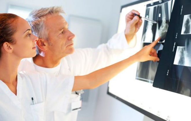 Рентгенологического исследования