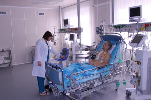 Пациент с отравлением нитратами в отделении реанимации