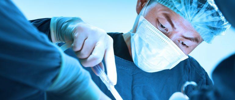 Хирургия при остром панкреатите