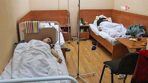 Пациенты, восстанавливающиеся после ртутной интоксикации