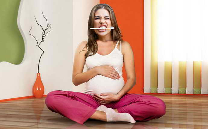 Гигиена полости рта беременных