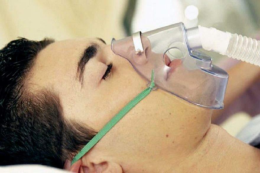 Кислородные маски должны входить в аптечку первой помощи на промышленных предприятиях
