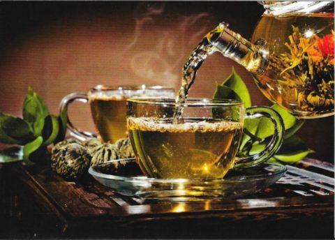 Церемония чаепития должна проходить по правилам