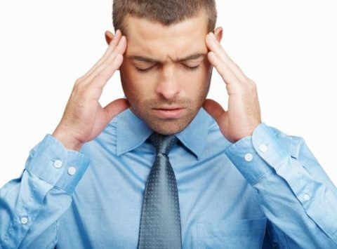Головная боль – первый признак нарушений работы ЦНС