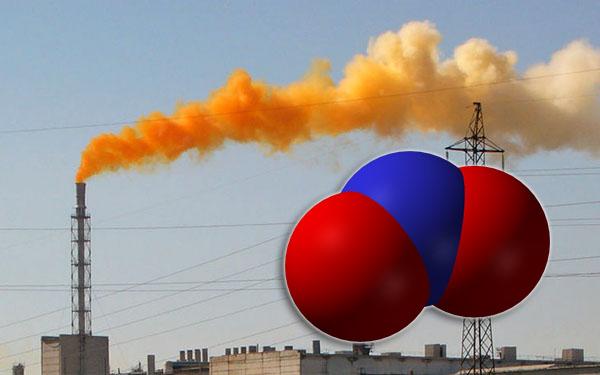 Диоксид азота