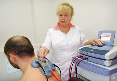 магнитотератия шейного отдела