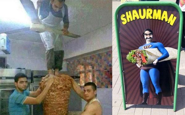 Шаурман