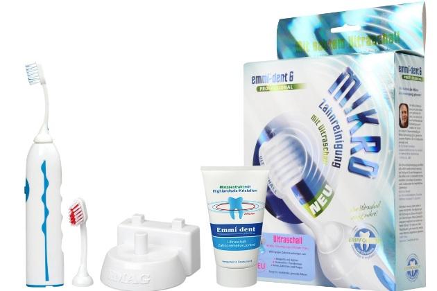 лучшая электрическая зубная щетка Emmi-dent 6 Professional