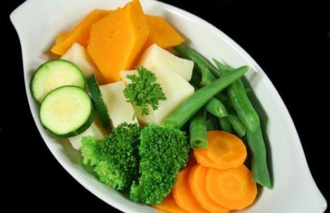 В период проведения чистки рекомендуется придерживаться вегетарианского режима питания.