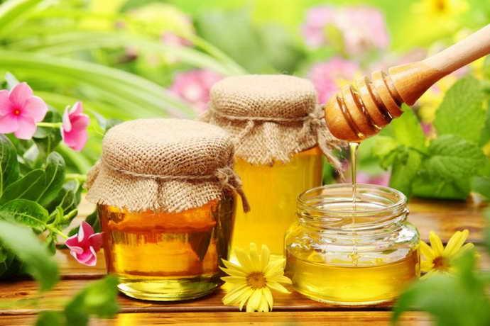 Мёд и рыбий жир от стоматита