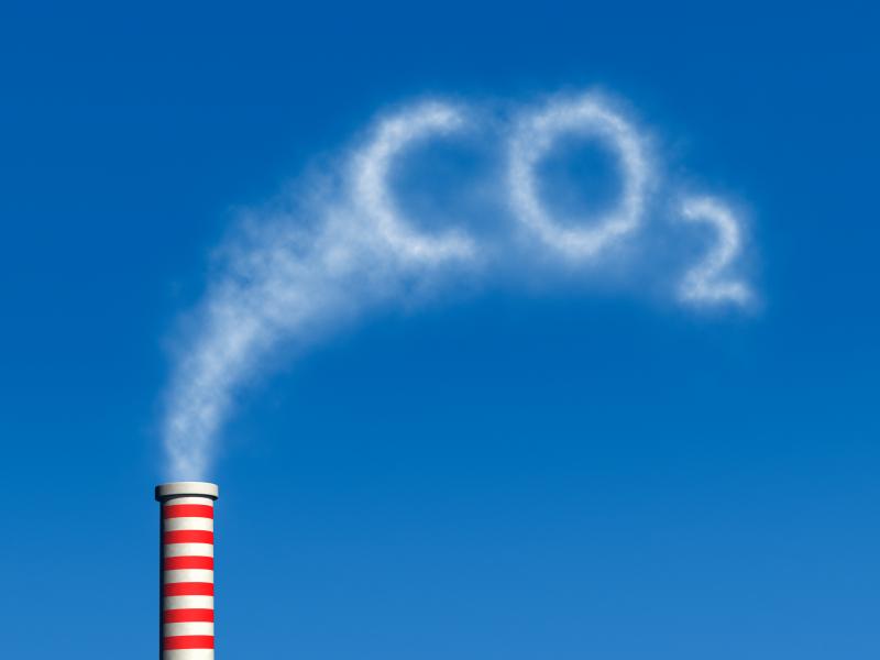 Углекислота в больших концентрациях опасна для здоровья