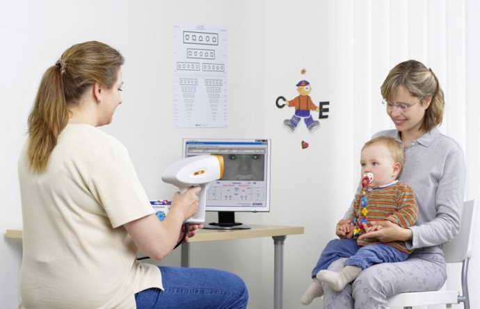 профилактические осмотры у детского стоматолога