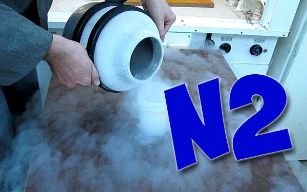 Как азот влияет на организм человека