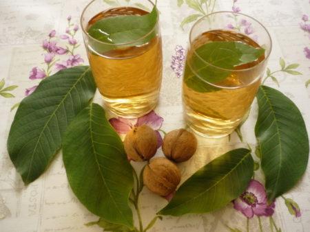 Можно ли пользоваться листьями грецкого ореха при сахарном диабете первого и второго типов?