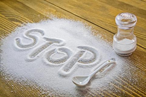 Диета с ограниченным количеством соли полезна всем