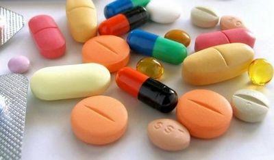 Прием антибиотиков.