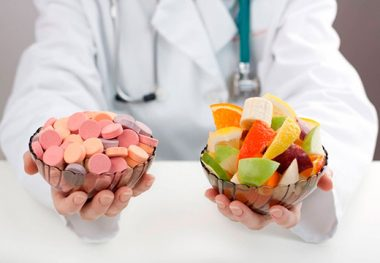 выбор витаминов