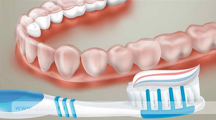 уход за зубными капами
