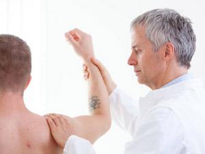 диагностика ДОА плечевого сустава