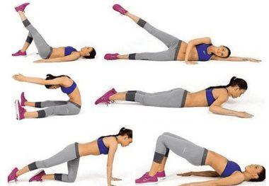 Разные упражнения