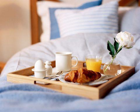 Отличный повод попросить приготовить завтрак мужа