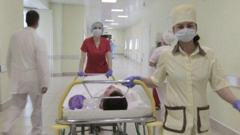 Пострадавшему может потребоваться госпитализация