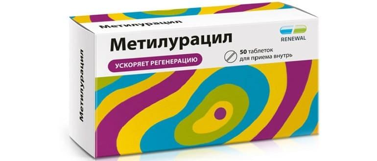 Эффективное лечение панкреатита при помощи Метилурацила