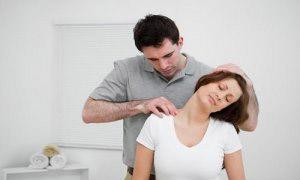 терапия шейного остеохондроза