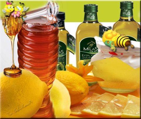 Масло и сок лимона помогут очистить печень мягко и эффективно.